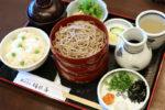 オススメ 天ぷら割子3段定食